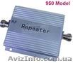 Усилитель gsm сигнала для мобильной связи 900 МГц