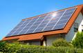 Сетевая солнечная электростанция 2кВт 220В под зелёный тариф