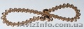 Изготовление цепочек и браслетов из золота и серебра из материала заказчика