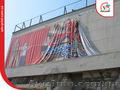 Монтаж баннера, оклейка пленкой, поклейка бордов (билбордов,бигбордов) - Изображение #3, Объявление #1493251