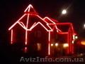 Праздничное оформление фасадов светодиодами - Изображение #3, Объявление #1508160