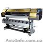 Новый Эко-сольвентный широкоформатный принтер WT-1802A на 2шт DX7