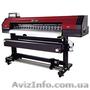 Продам Новый Эко-сольвентный широкоформатный принтер WT-1700G на DX7