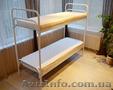 Металлические кровати. Кровати двухъярусные. Кровать недорого. - Изображение #3, Объявление #1507606