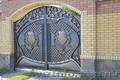 Красивые ворота. Изготовление ворот.Кованые ворота.Эксклюзивные ворота.Кузня.