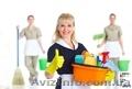 Уборка в клининговой компании (Польша)