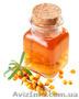 Облепиховое масло (sea buckthorn oil).