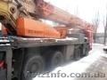 Продаем автокран КРАЯН КС-6473, 50 тонн, на шасси МАЗ 69234, 1993 г.в. - Изображение #4, Объявление #1538241