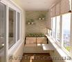 Ремонт балкона в Днепропетровске. Сварка обшивка утепление - Изображение #3, Объявление #1554254