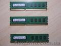 DDR-3 Samsung 3GB (1x3)
