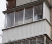 Остекление балкона и лоджии в городе Днепр