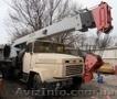Продаем автокран Силач КС-4574, 20 тонн, КРАЗ 65101, 1993 г.в., Объявление #880638