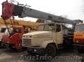 Продаем автокран Силач КС-4574, 20 тонн, КРАЗ 65101, 1993 г.в. - Изображение #2, Объявление #880638
