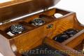 Деревянная шкатулка для хранения наручных часов-подарок к 14 февраля!, Объявление #1603135