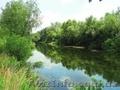 Участки 15 соток на берегу реки ОРЕЛЬ(свой берег).