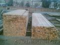 Пиломатериал обрезной строительный в асортименте