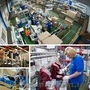 Работники на производство Biazet (Польша)