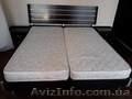 Продам двуспальную кровать + матрасы